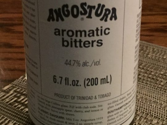 Angostura bitters, a classic herbal bar preparation, gives bitters and soda its signature bite and its copper color.