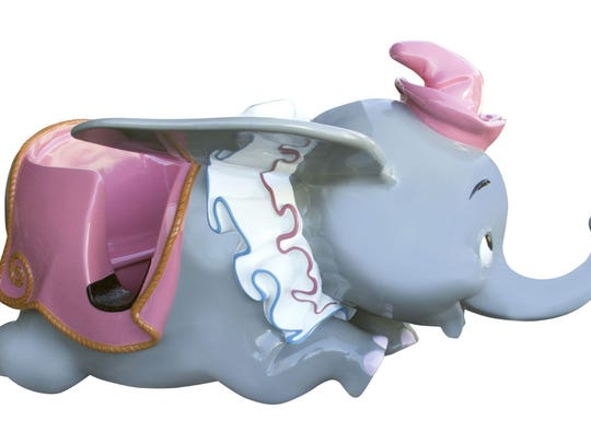 Dumbo is expected to soar as high at $150,000 in an