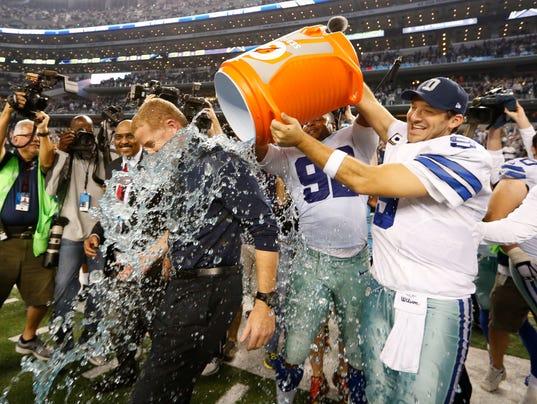 Tony Romo 12 22 2014 MVP race