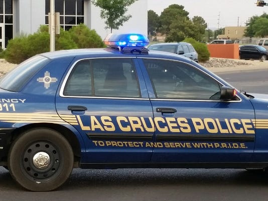 Las Cruces Police Department cruiser photo