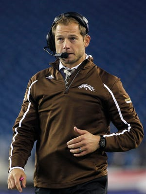 P.J. Fleck needs Western Michigan to bounce back after losing at home to Bowling Green last week.