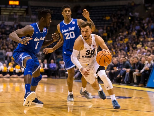 NCAA Basketball: Seton Hall at Marquette