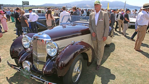 Just Cool Cars 1939 Lagonda Has A Bentley Connection