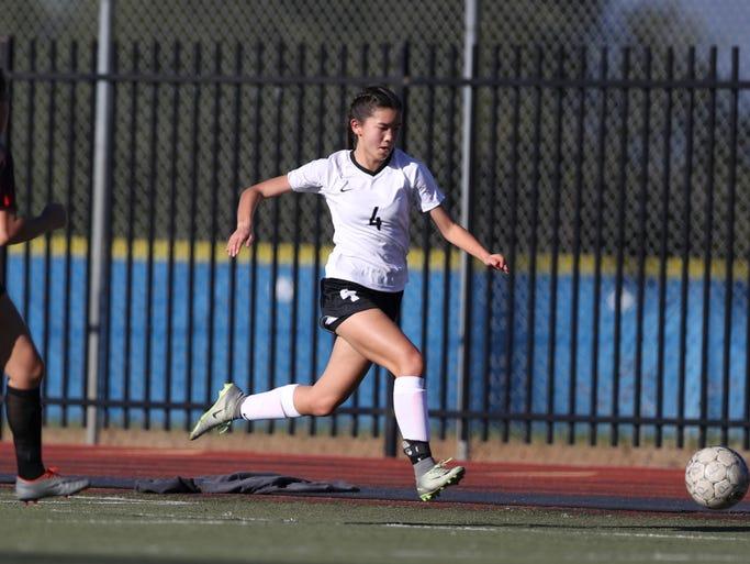 U-Prep girls soccer tops Yreka 3-0.