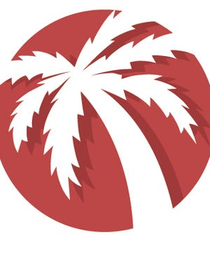The News-Press' palm tree logo.