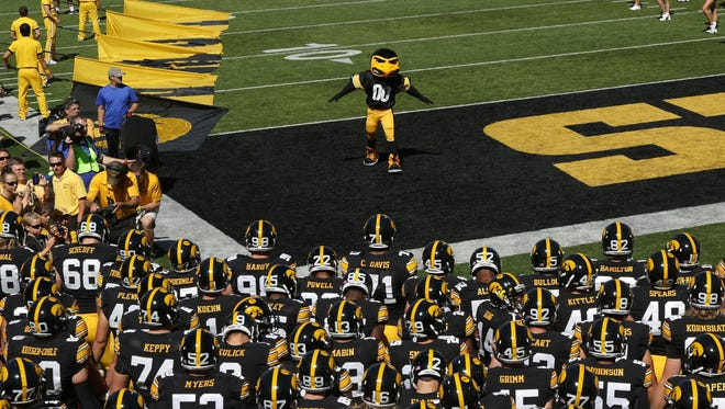 Tickets remain for Iowa's four games at Kinnick Stadium