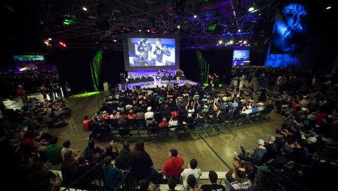 The 2013 MLG Winter Championship March 15-17 at the Dallas Convention Center in Texas