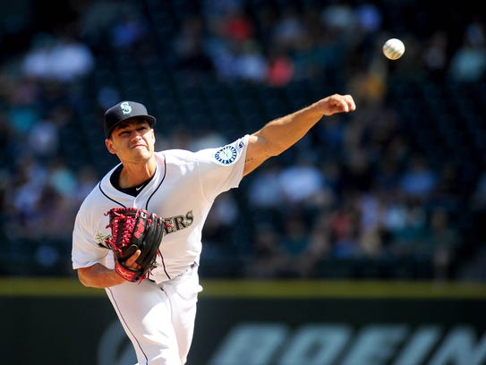 Marco Gonzalez, who is out of minor league options,