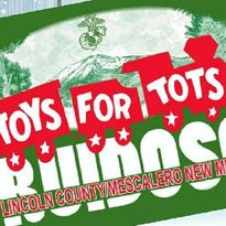 Two weekend events benefit Ruidoso Toys for Tots