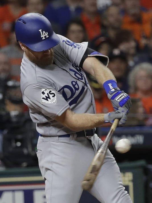 World Series Dodgers Astros Baseball