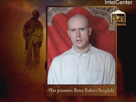 AP CAPTURED SOLDIER BERGDAHLS JOURNEY I FILE ZZZ