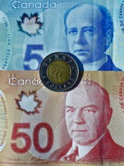 The Canadian dollar has declined against the U.S. dollar, making U.S. goods more expensive for Canadians.