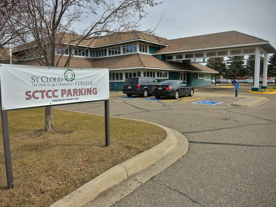 The St. Cloud Technical & Community College library is located in the previous CentraCare Heartland building next to SCTCC.