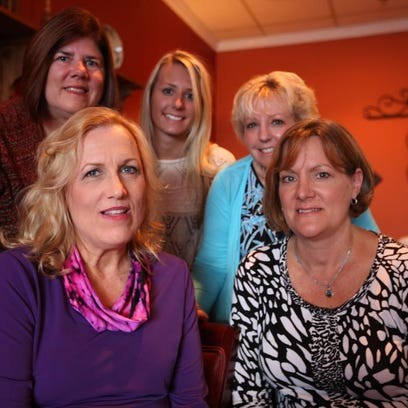 Sharon Good (front left) is the founder of WIIGSS,