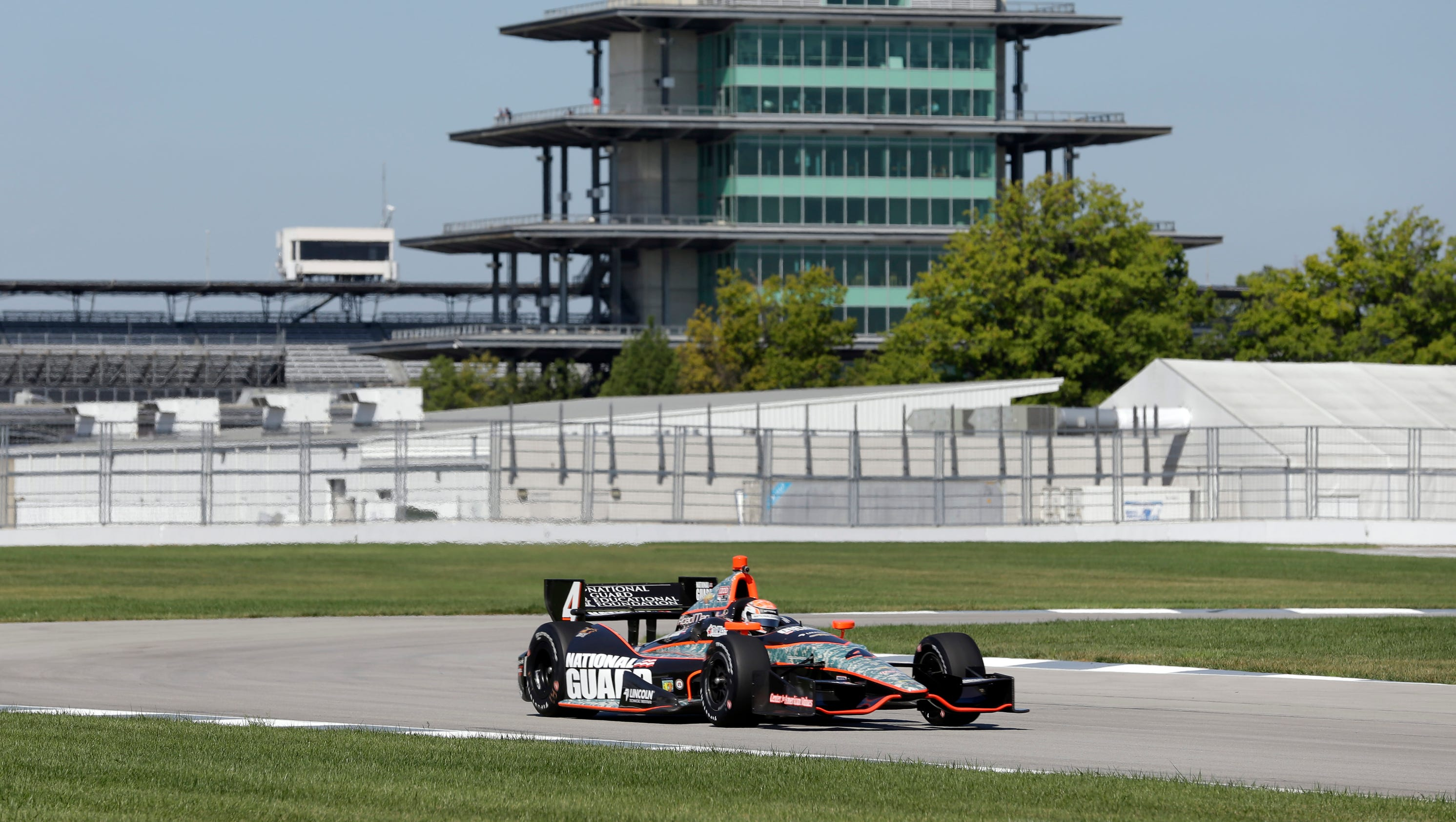 Indianapolis motor speedway reveals details of road race