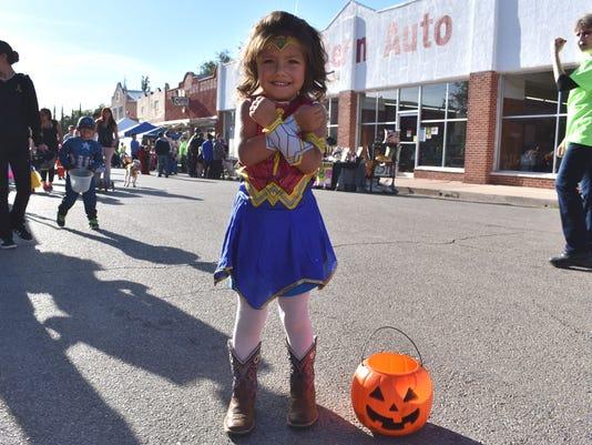 Halloween on Granado Street 1