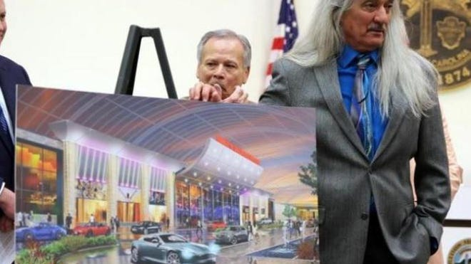 The Catawba Indian Nation will break ground for their casino in Kings Mountain on Wednesday.