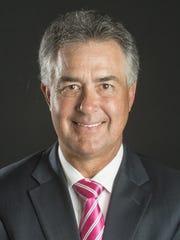 Prattville Mayor Bill Gillespie Jr.