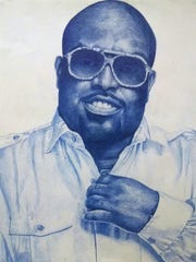 'Cee Lo Green' by Aaron Perry