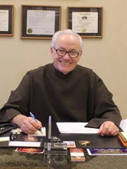 Former principal Brother Edwin Gallagher.