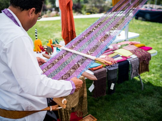 This year,  ¡Fiesta Latina! will feature 70 artisans
