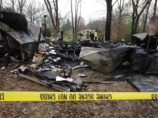 The fatal fire at 1104 Andersonville Road was reported