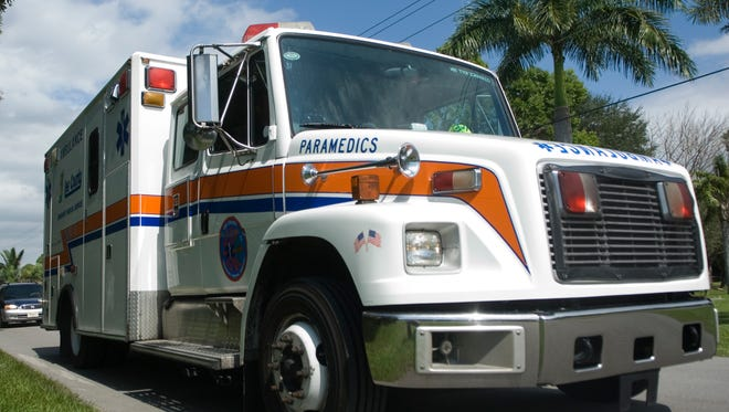 Seven were taken to Gulf Coast Hospital with carbon monoxide poisoning.