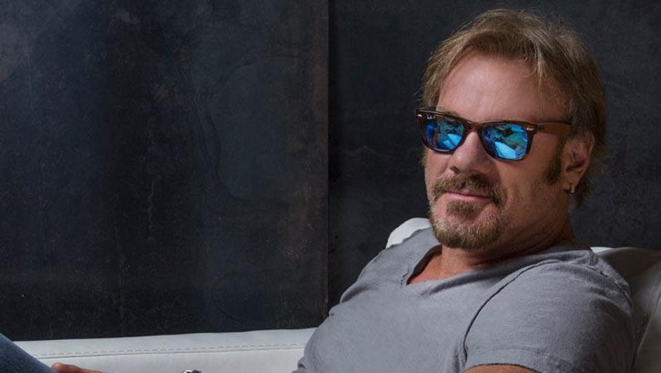 Country singer Phil Vassar joins the 2016 lineup of