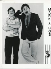 Mark Kline and Bob Batch were two of the comedians that performed in Cincinnati's first comedy club in the 1980s.