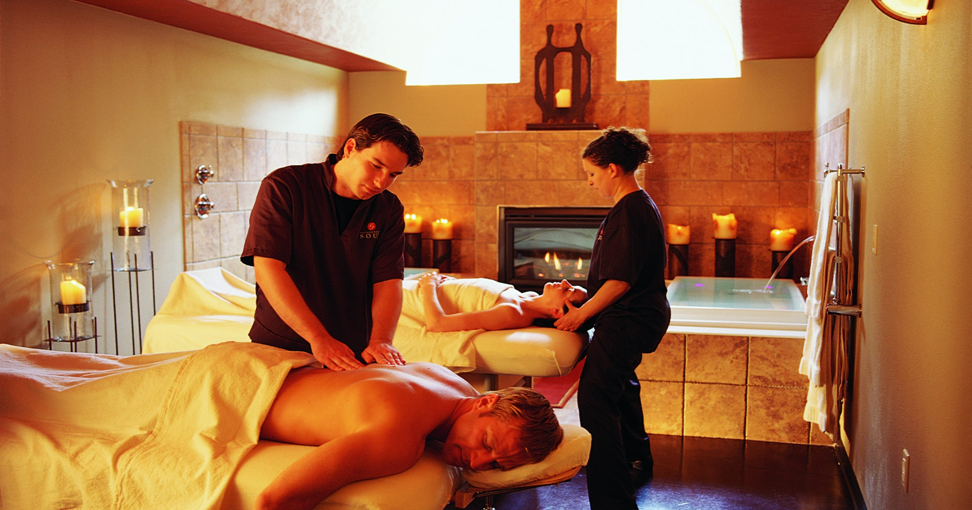 Group Spa Packages Milwaukee