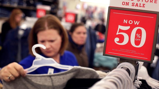 Retailers are prepping for big crowds this weekend as shoppers head out for one of their last chances to buy before Christmas.