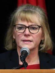 Judy Cameron, professor of psychiatry at the University