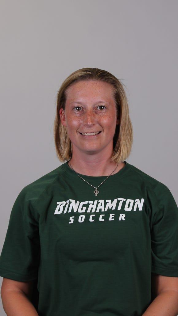 Sarah McClellan led the Bearcats women's soccer program for eight seasons.