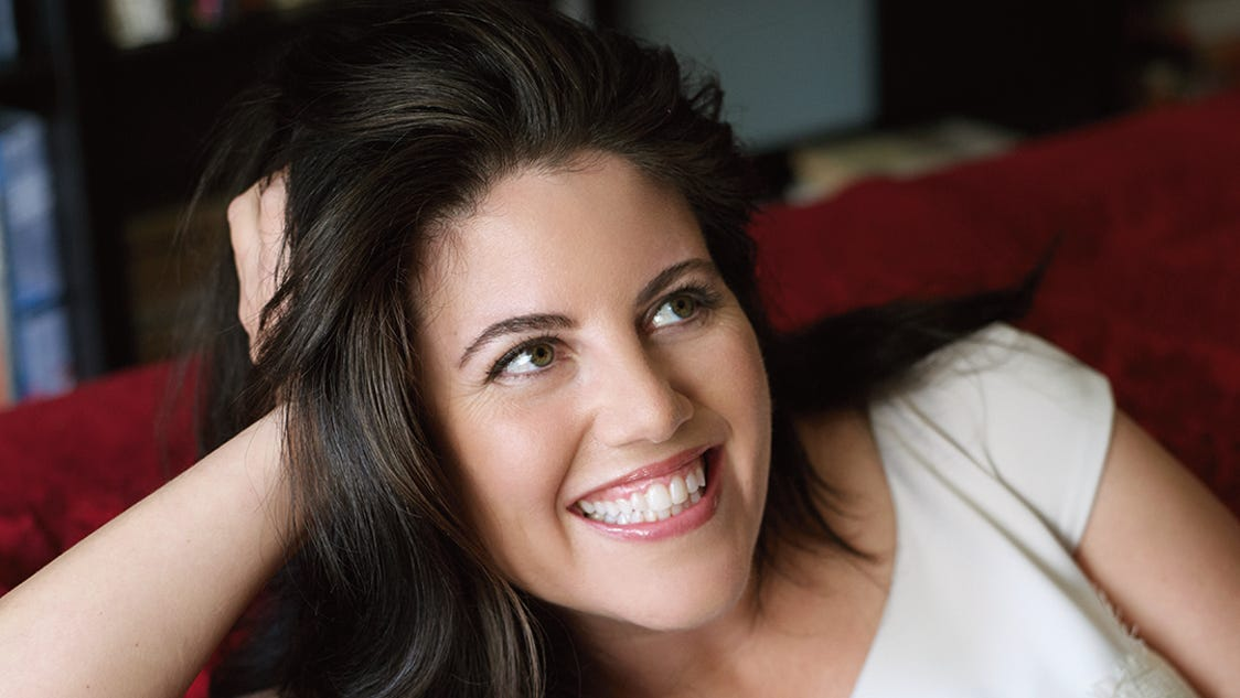 Monica Lewinsky Joins Twitter With Herewego