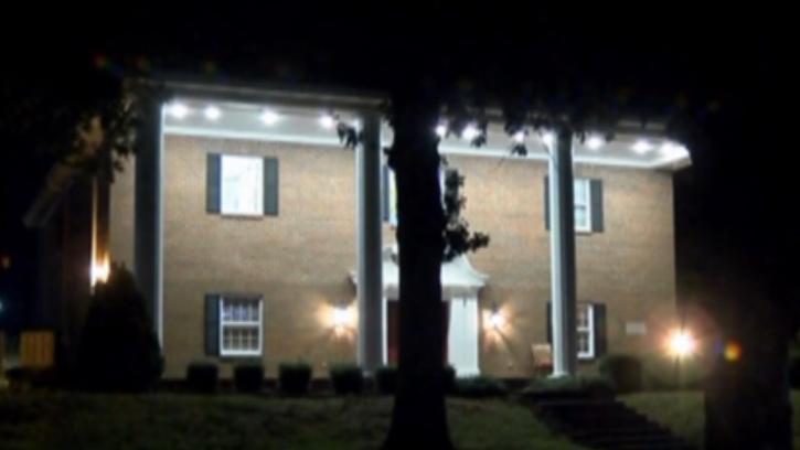 ASU fraternity house
