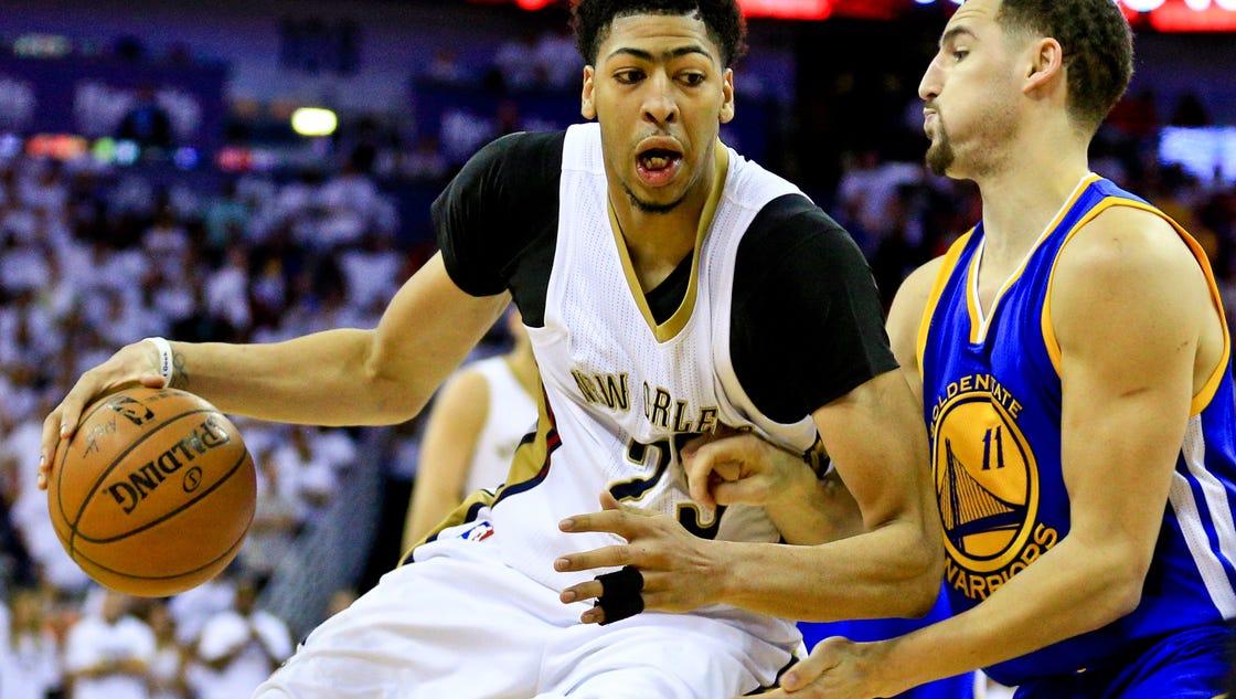 Nba Playoffs 2015 Warriors Pelicans   Basketball Scores