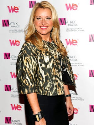 FILE - In this April 22, 2013 photo, Honoree HSN, Inc. CEO Mindy Grossman attends the 2013 Matrix New York Women in Communications Awards at the Waldorf-Astoria Hotel in New York.  The CEO of the heavyweight of home shopping on TV is leaving that job to take the top spot at Weight Watchers International Inc. The companies said separately Wednesday, April 26, 2017, that Grossman is leaving HSN Inc. on May 24 and assuming the role of president and CEO of Weight Watchers in July.