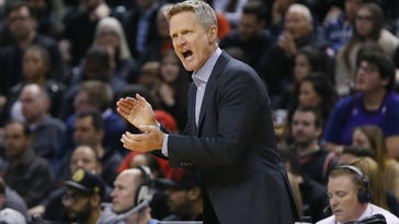 Steve Kerr: 'There's a movement happening' to stop gun violence