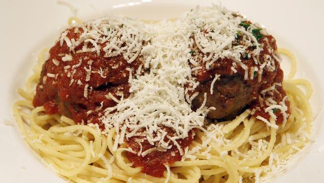 Spaghetti dinner.
