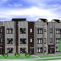 26 WestVue townhomes starting at$369,000 planned for North Nashville site