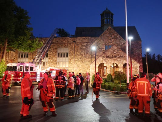 CHAPPAQUA SCHOOL FIRE