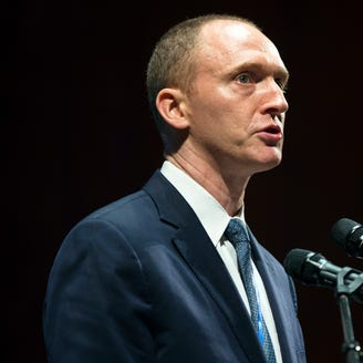 FBI releases FISA records on Carter Page surveillance