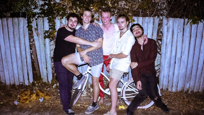 Percy Lounge will play Sept. 23 at The Space. The show begins at 8 p.m. and it's all ages until 9.