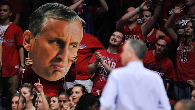 When Bobby Hurley walks into McKale Center on Thursday night, the Arizona faithful will treat him as a villain.