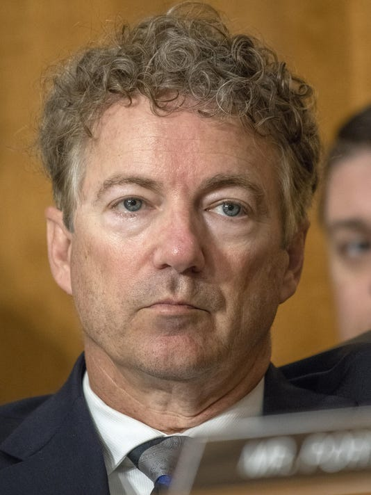 Sen. Rand Paul invites top Russians to US as they claim no election interference