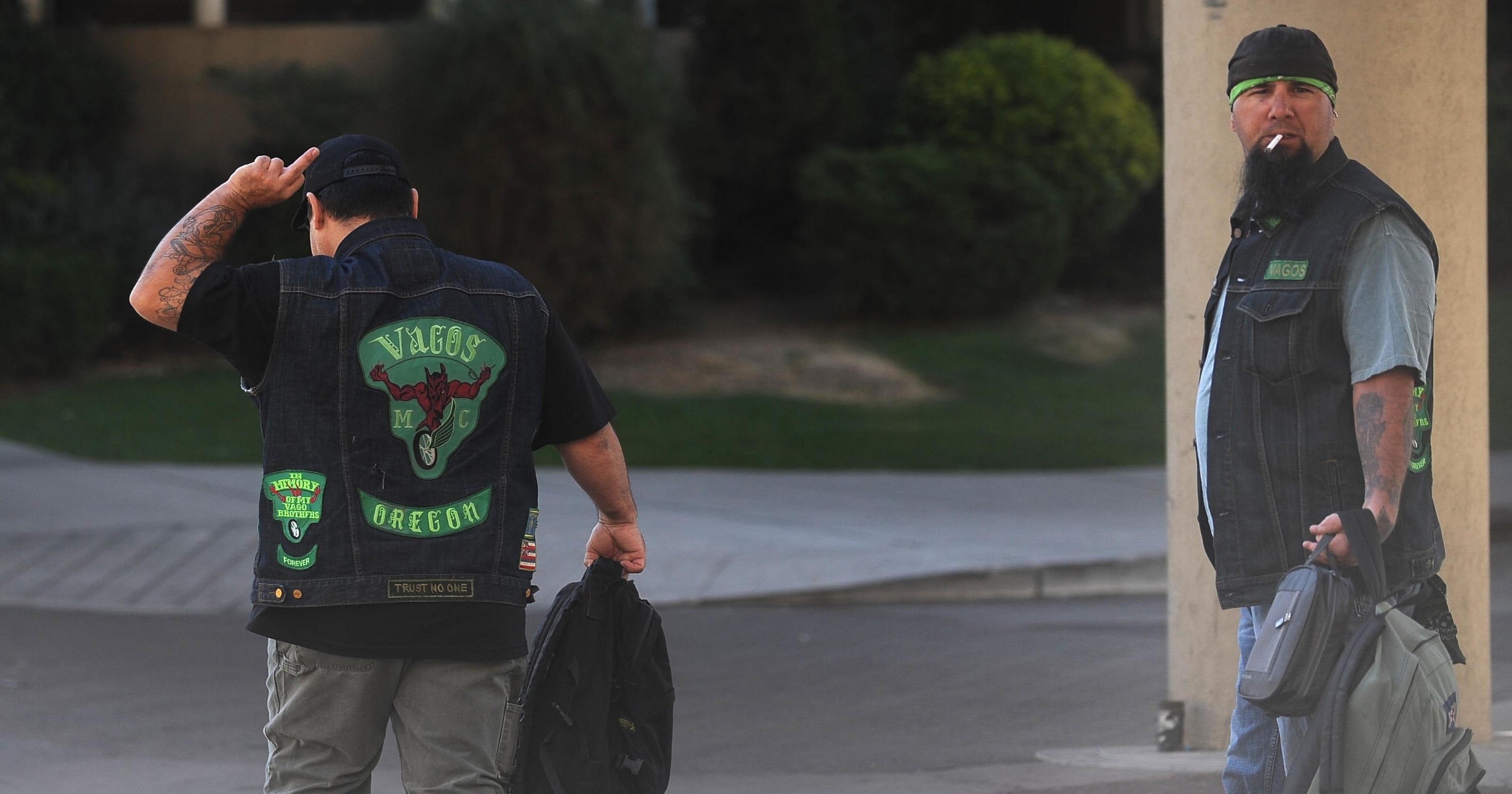 23 arrested in 3 states in Vagos motorcycle gang crime case