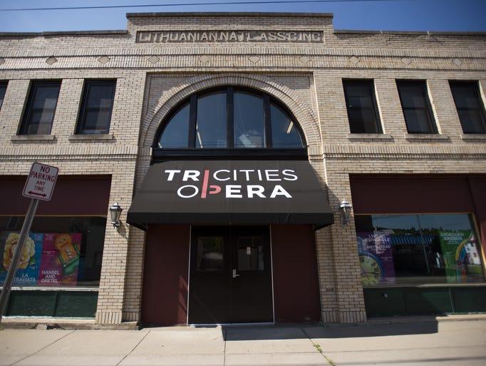 Tri Cities Opera at 315 Clinton Ave. in Binghamton.