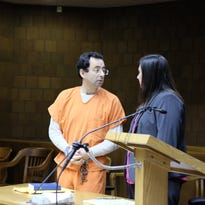 Larry Nassar arraigned on new sex assault charges in Ingham County