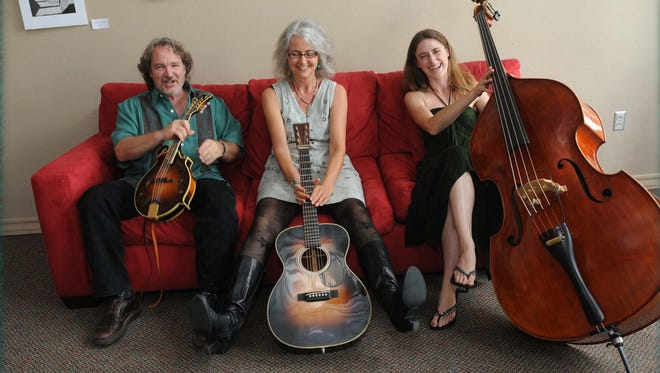 The Old Mill, 641 Sudderth Drive, will host the Hard Road Trio  at 7 p.m. on Nov. 21.