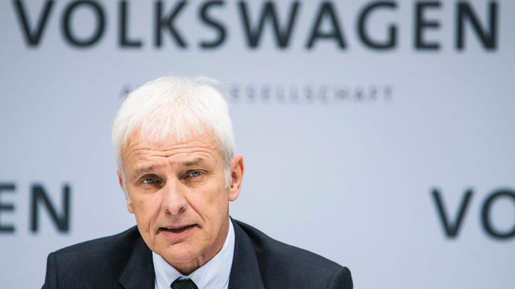 Howes: VW boss sounding dirge for dirty diesel engines